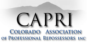Colorado Association of Professional Repossessors