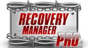 Recovery Manager Pro - Auto Repo